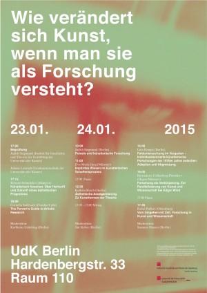 KuF Plakat
