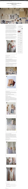 aus dem sketchbook von laura stellacci und katharina lutat | read | i-D