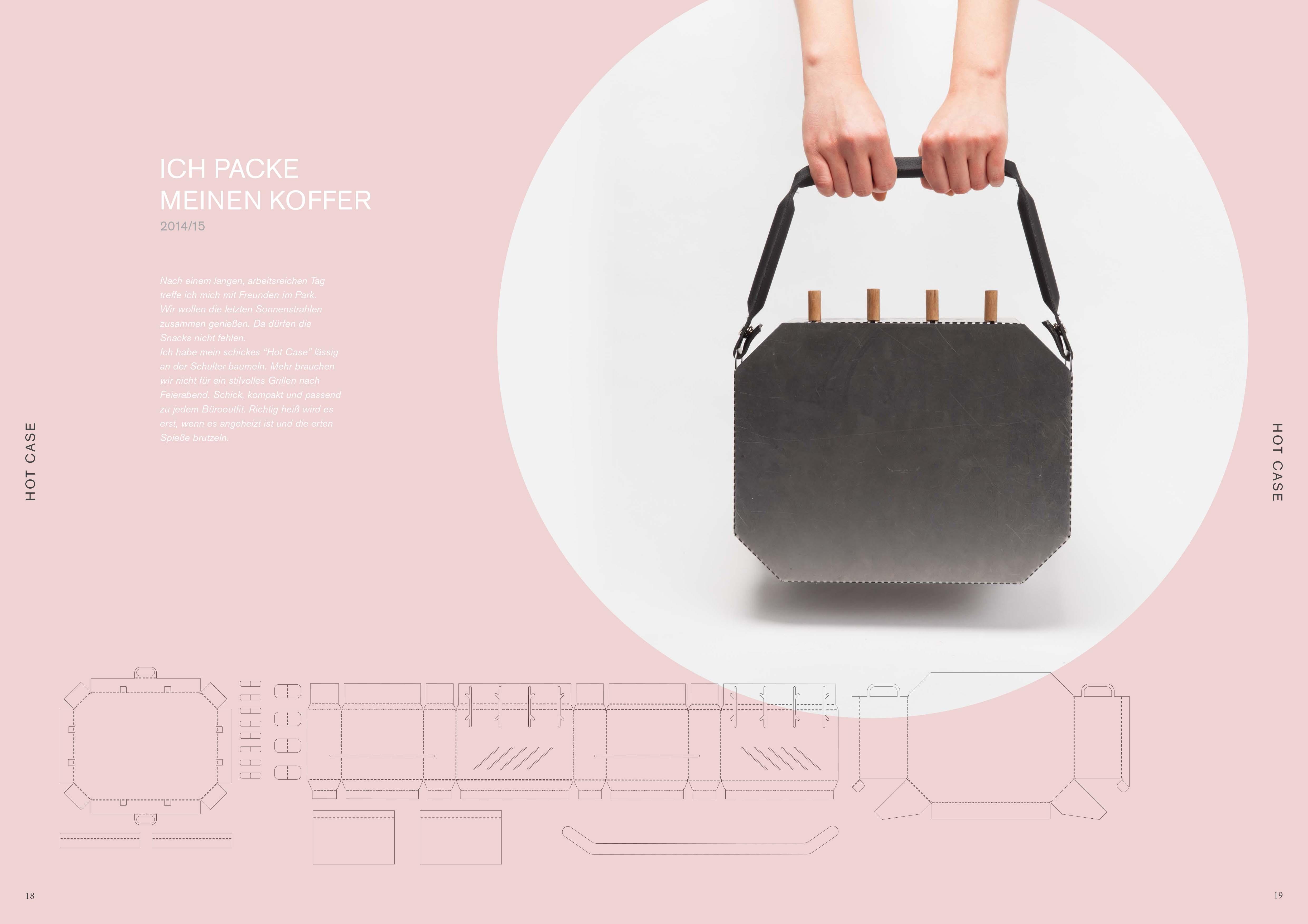 Produkt Design Berlin das portfolioprojekt studiengang design