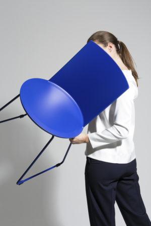 GECKELER MICHELS-_Chair_Blue