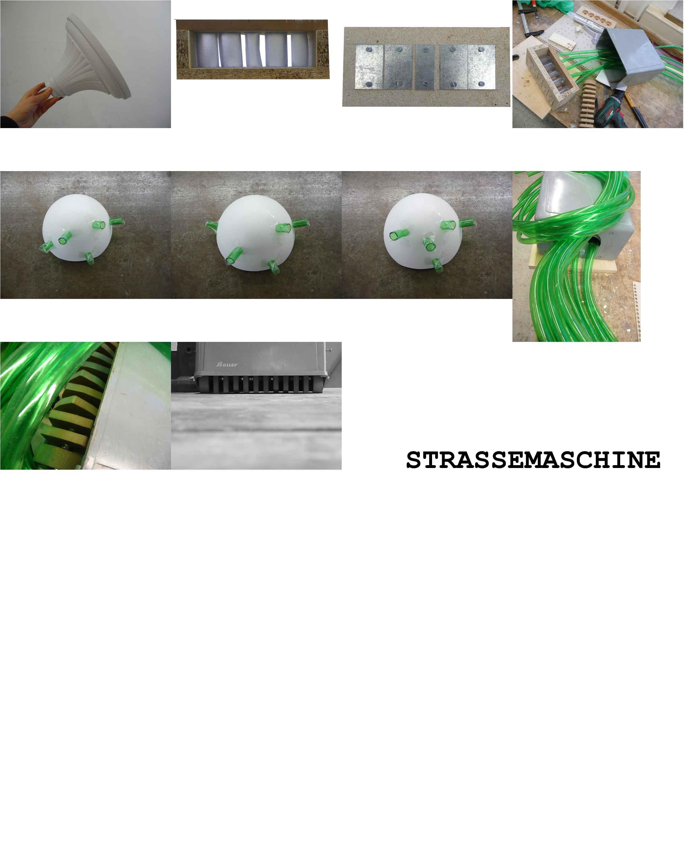 RYTHMUS DER STRASSE | Mathilde Gaudin › Studiengang Design